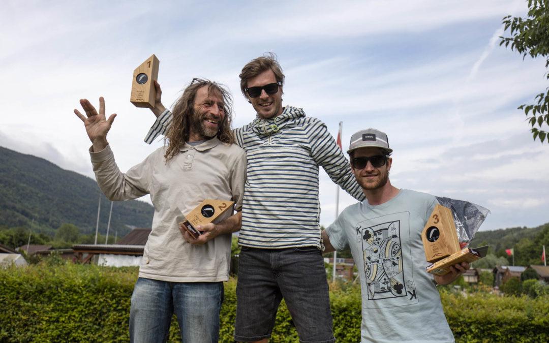 Markus Roschi gewinnt den Swiss Cup Biel 2018, Nanda Walliser die Frauenwertung und Remo Maissen in der Sportklasse