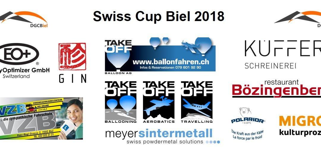 Der Swiss Cup in Biel findet statt! / Le Swiss Cup à Biel ont lieu !