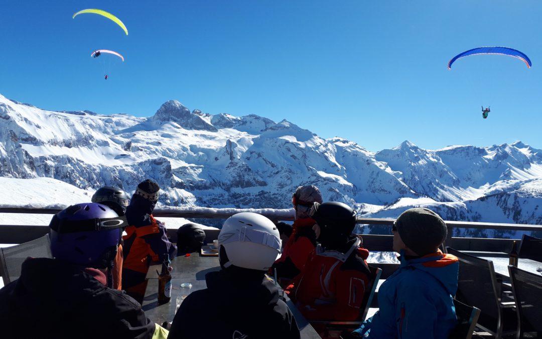 Skiweekend Lenk