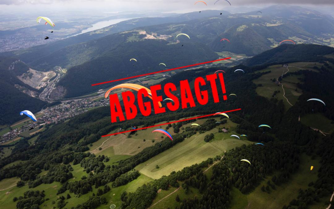 Swiss Cup Biel 2019 abgesagt
